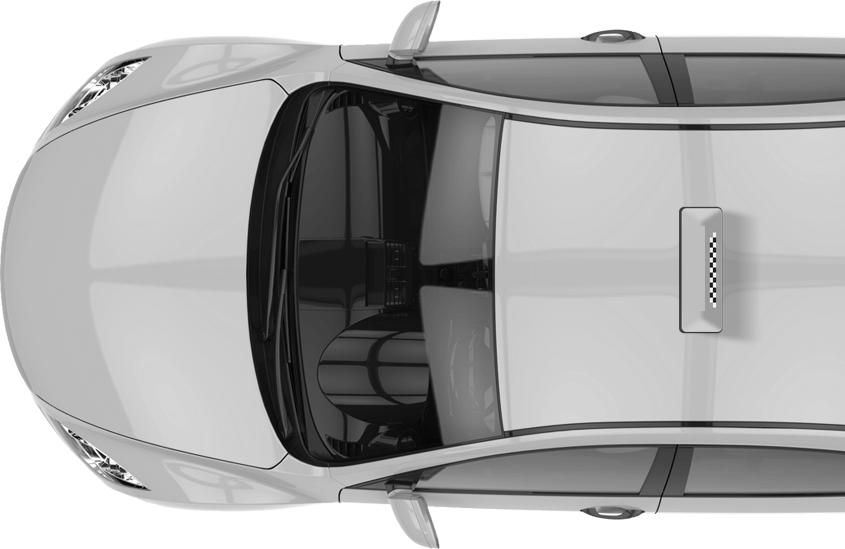 korsan-taksi-beyaz-arac
